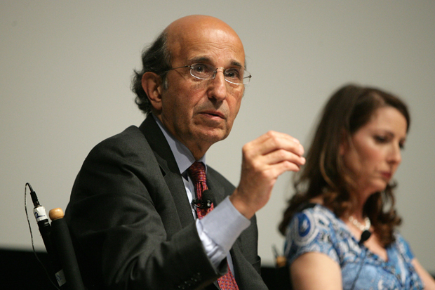 """Former Chancellor of the New York City Department of Education Joel Klein attends the Tribeca Talks: """"The Lottery"""" during the 2010 Tribeca Film Festival at the School of Visual Arts Theater."""