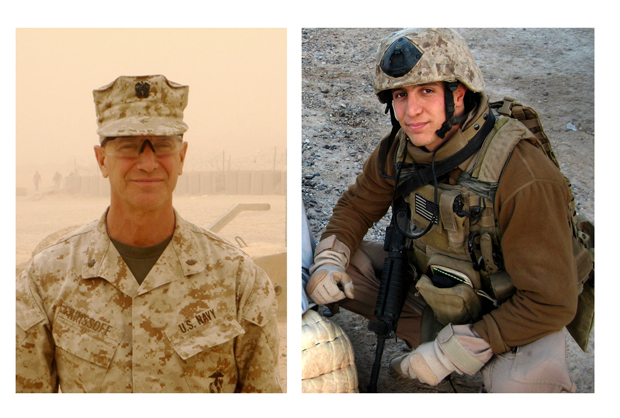 """The story of Bill Krissoff and his son Nate are featured in """"For Love Of Country."""""""