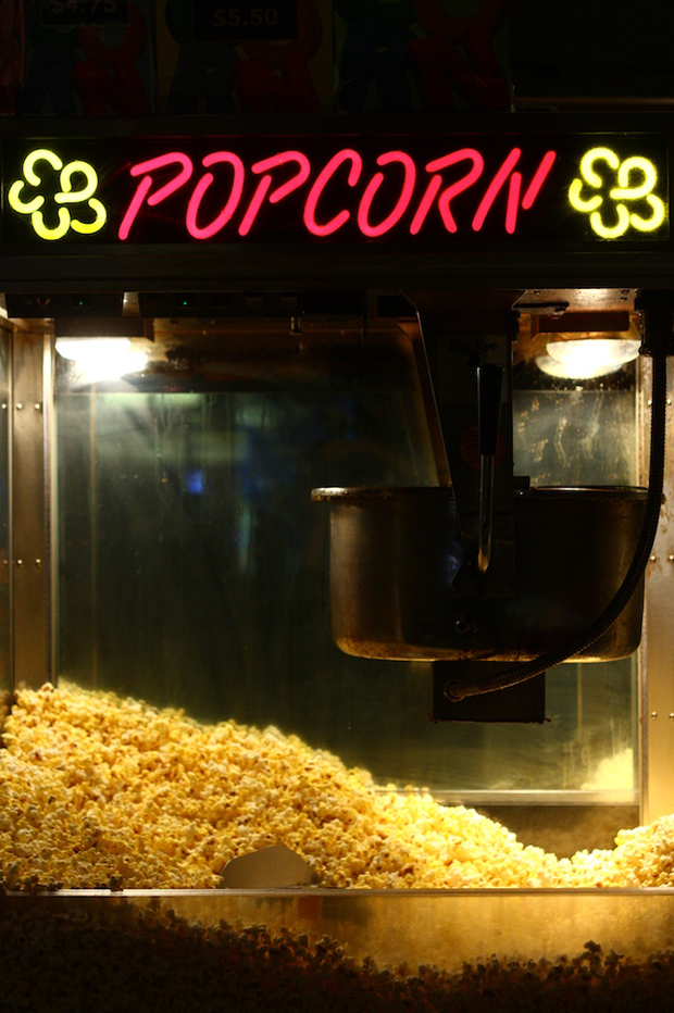Movie theaters are among those that will be required to post calorie counts under new requirements from the FDA.