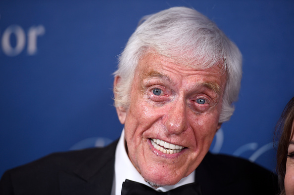 Dick Van Dyke at the Princess Grace Awards Gala in Beverly Hills, Calif., in October 2014.