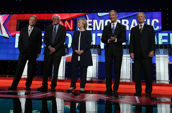 analysis of the first democratic presidential debate of the 2016