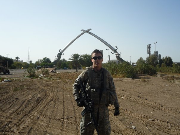 Matt Gallagher wrote a blog while serving in Iraq that was popular until it was shut down by the military.