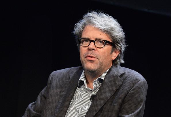 Novelist/essayist Jonathan Franzen at The New Yorker Festival in New York City in 2013.