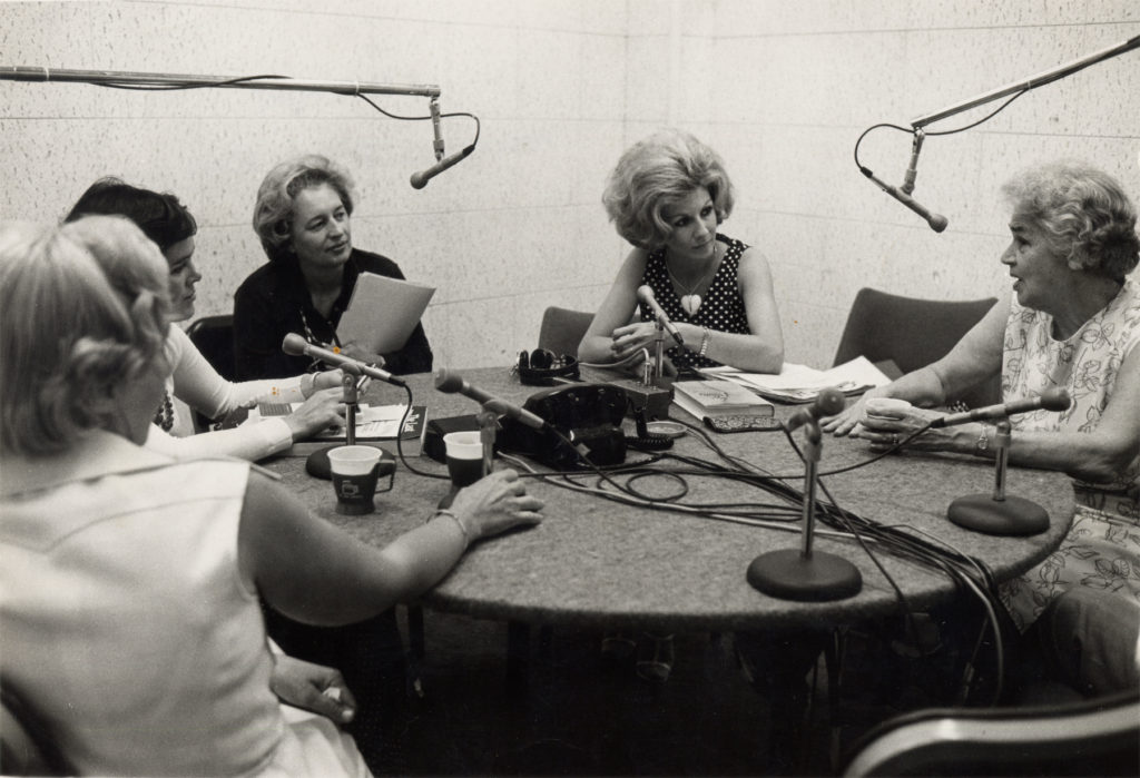 Diane Rehm steps away from the mic after 37 years