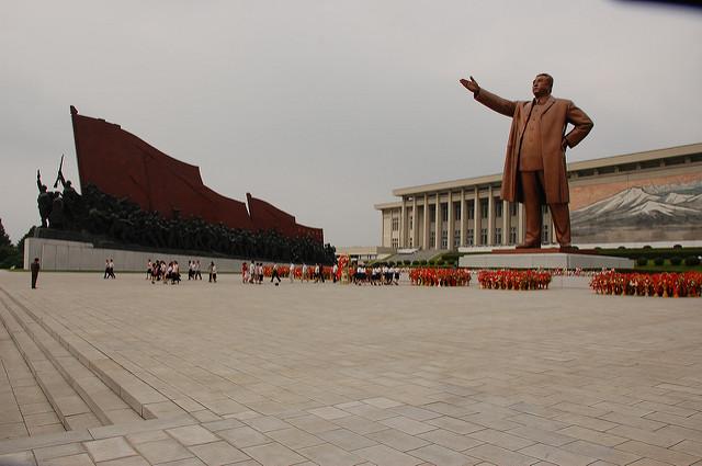 North Korea - Pyongyang  2007