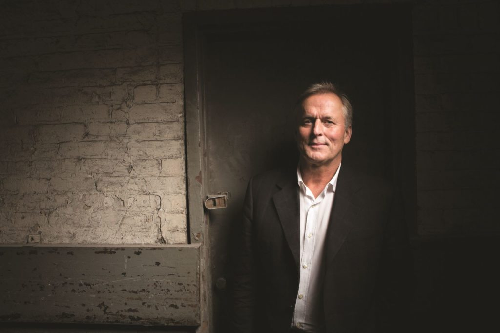 "It has been 30 years since John Grisham released his first novel,  ""A Time to Kill."" Since then, his books have sold more than 300 million copies. His latest book is titled ""The Reckoning."""