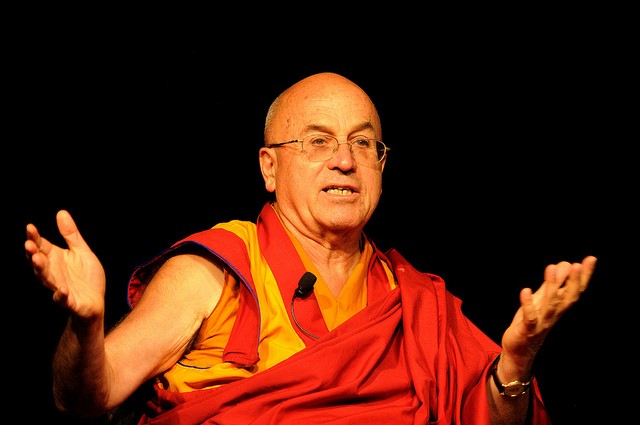 "Matthieu Ricard is a molecular biologist, Buddhist monk and best-selling author. He was a guest on The Diane Rehm Show in June 2015 to discuss his book ""Altruism: The Power Of Compassion To Change Yourself And The World""."