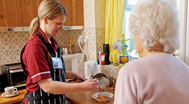 the growing demand for home health aides - diane rehm, Human Body