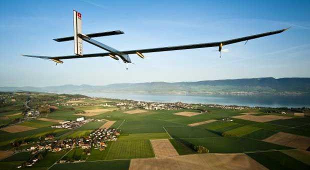 Flight over Switzerland, 2011