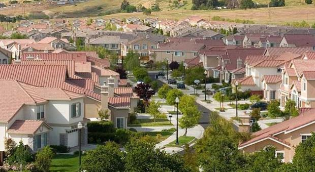 A new housing development in San Jose, Calif.