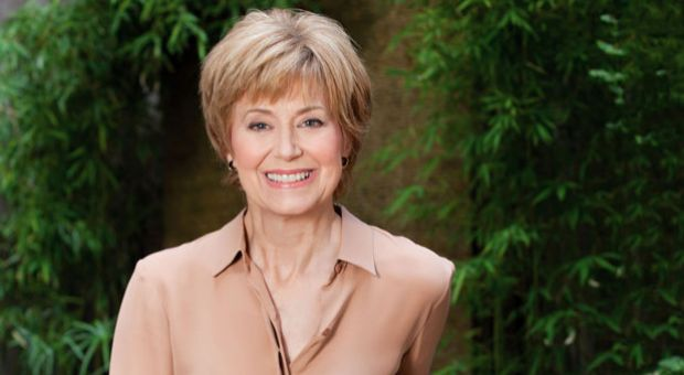 Broadcast journalist and author Jane Pauley.