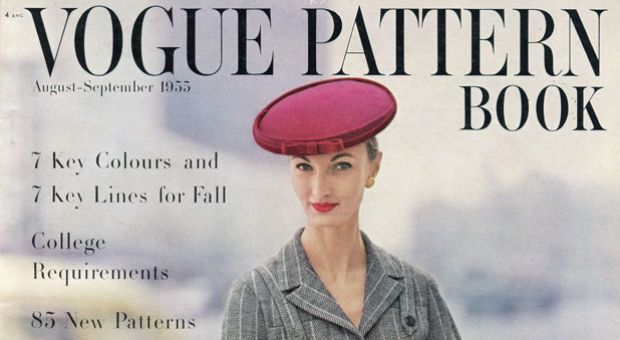 Vogue ® V4625 Copyright © 1955 All rights reserved.