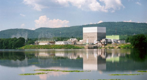 """The Vermont Yankee Nuclear Plant, fictionalized in the book """"Close Your Eyes, Hold Hands"""" by Chris Bohjalian."""