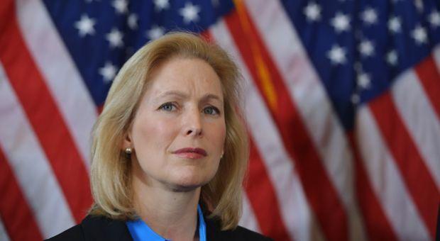 Senator Kirsten Gillibrand, D-NY.