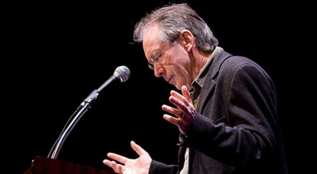 Author Ian McEwan at the PEN World Voices Festival, 2008