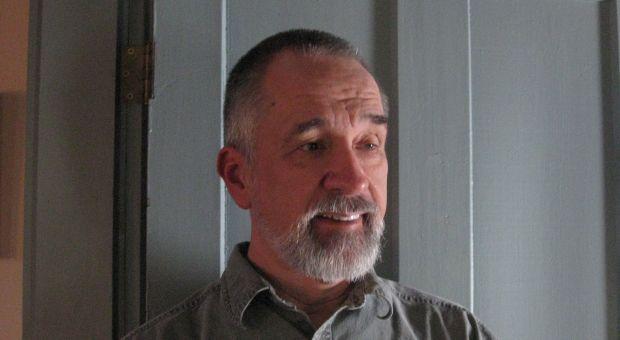 Author Garret Keizer