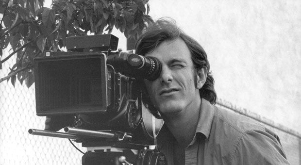 "Jack Sayles uses his earnings as a screenwriter for hire to finance his independent films. Here he is behind the camera on the 1983 film ""Baby It's You,"" which he wrote and directed."