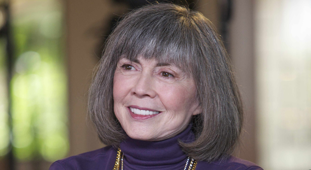 Author Anne Rice