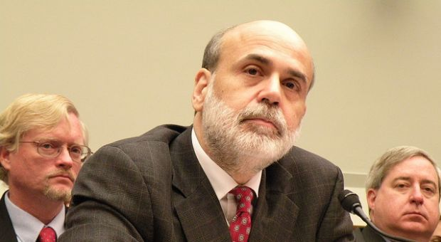 Chairman of the Federal Reserve Ben Bernanke testifies before the House Financial Services Committee, 2008