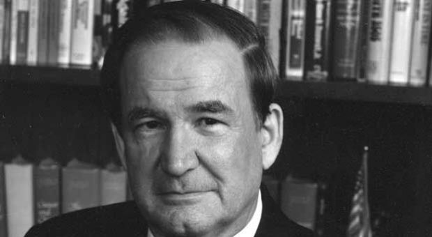 patrick buchanan deconstructing america Patrick j buchanan's take on diversity in america is derived from his comparison of past america and past and present day europe he begins with the.