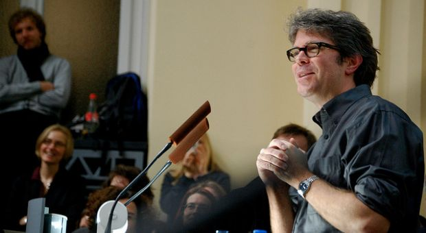 Author Jonathan Franzen, December 2009