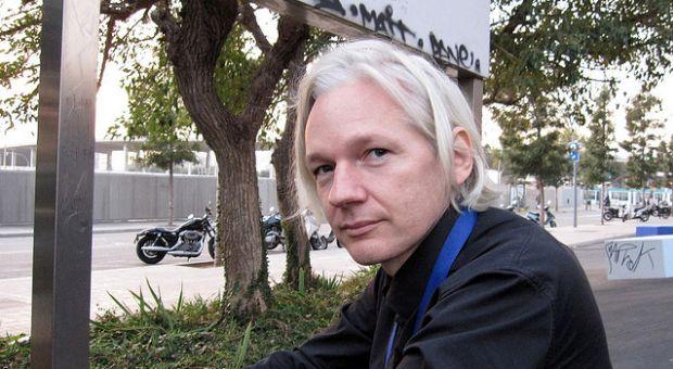 Julian Assange, founder of WikiLeaks