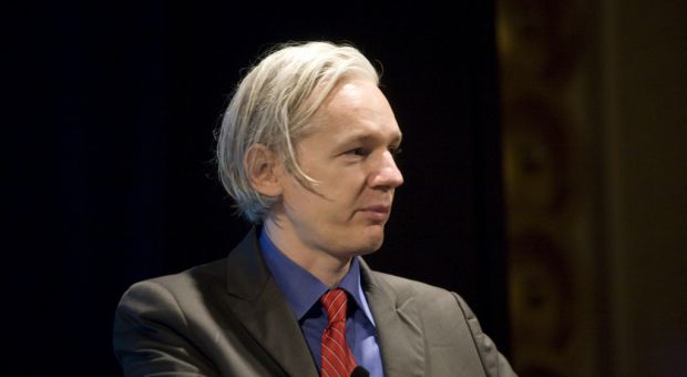Julian Assange, founder, WikiLeaks