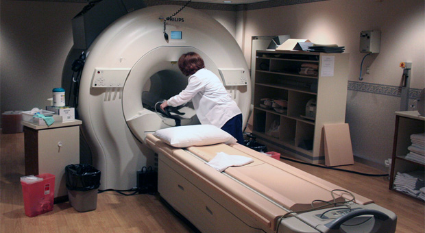 With healthcare costs in the United States ballooning, some are calling for restraint in the prescription of expensive medical tests like MRIs.