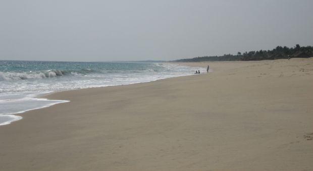 Elekoe Beach, Nigeria