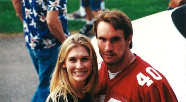 Pat and Marie Tillman.