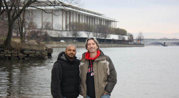 John Prendergast and Michael Mattocks